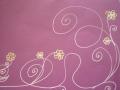 Gutschein lila